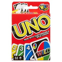 UNO Card Game, Kids Unisex