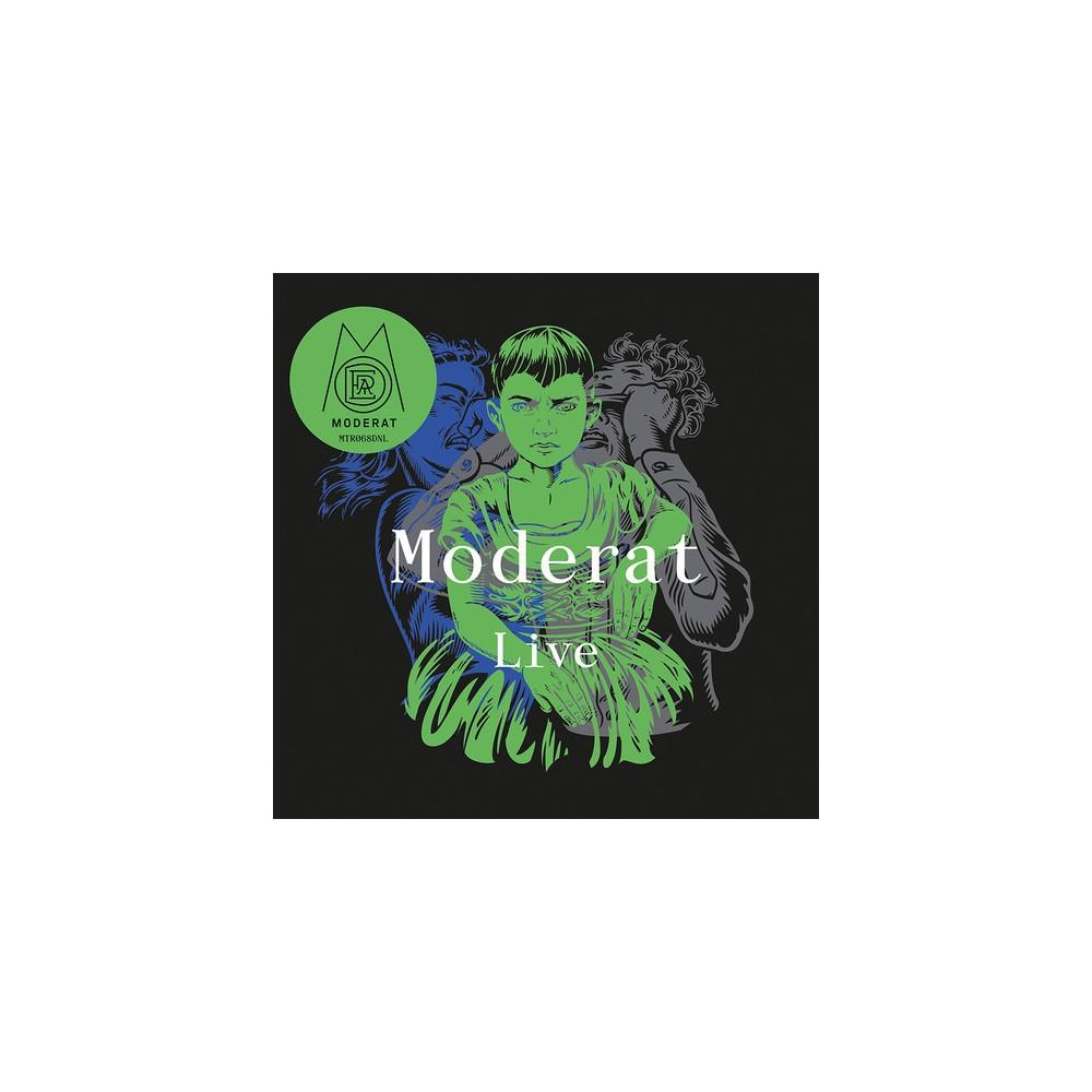 Moderat - Live (CD), Pop Music
