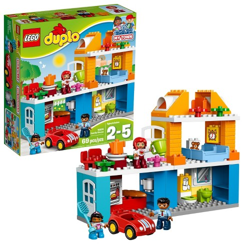 LEGO® DUPLO® Town Family House 10835 - image 1 of 13