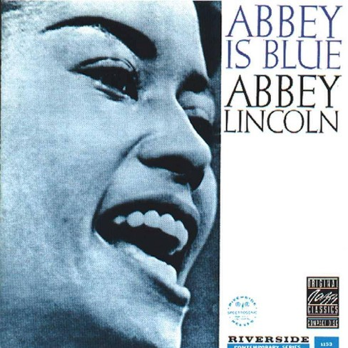 Abbey Lincoln - Abbey Is Blue (Vinyl) - image 1 of 1