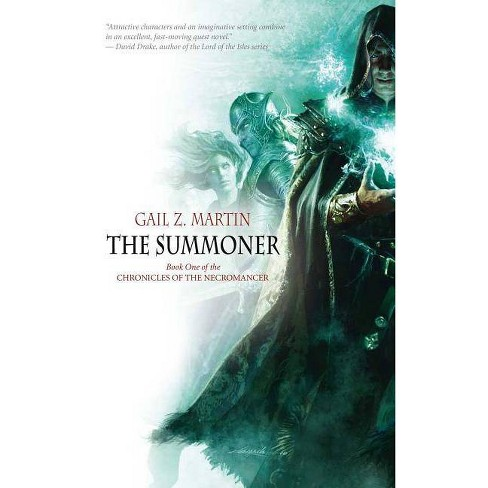The Summoner - (Chronicles of the Necromancer) by  Gail Z Martin (Paperback) - image 1 of 1