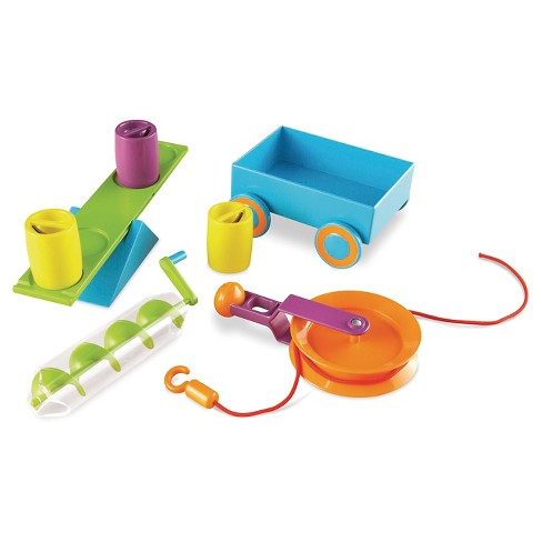 Learning Resources STEM Simple Machines Activity Set - image 1 of 4