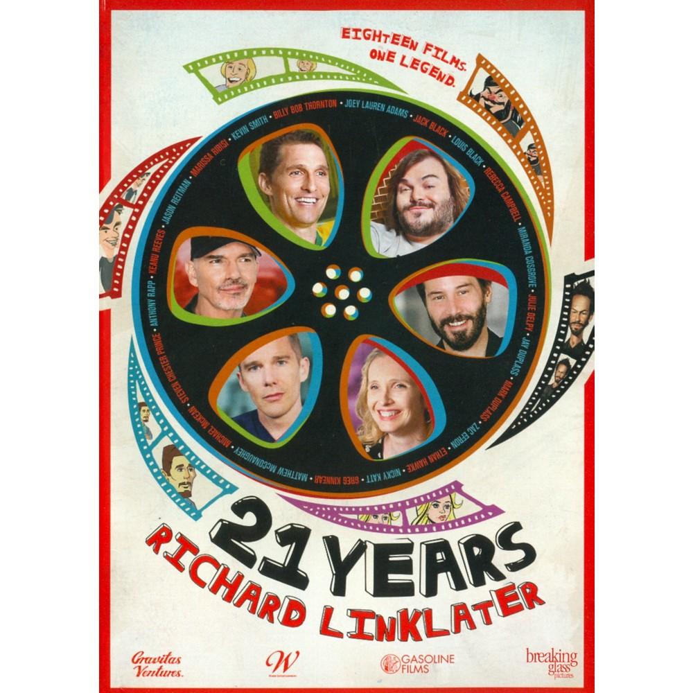 21 Years:Richard Linklater (Dvd)