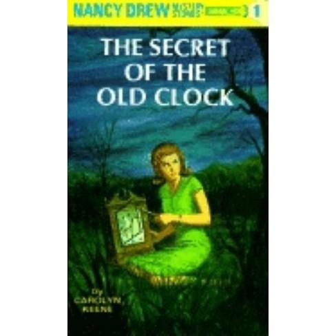 Nancy Drew 01: The Secret of the Old Clock - (Nancy Drew (Hardcover)) by  Carolyn Keene (Hardcover) - image 1 of 1