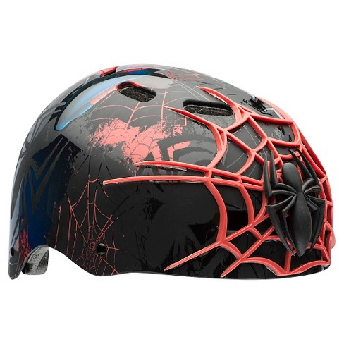 Bell Spider-Man Child 3D Web-slinger Bike Helmet - image 1 of 2