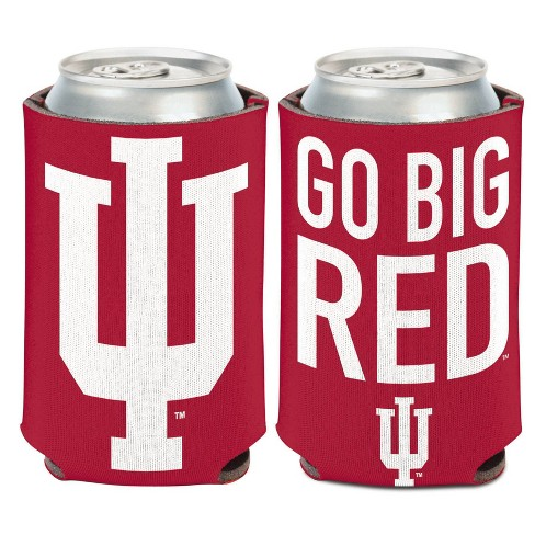 NCAA Indiana Hoosiers Slogan Can Cooler - image 1 of 1