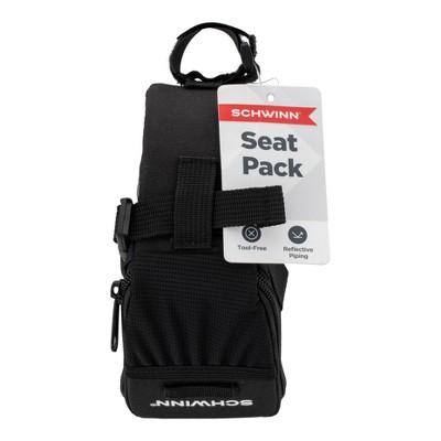 Schwinn Bike Seat Pack - Black