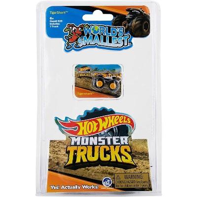 Super Impulse World's Smallest Hot Wheels Monster Trucks Series 2   One Random