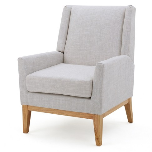 Aurla Upholstered Chair Christopher Knight Home Target