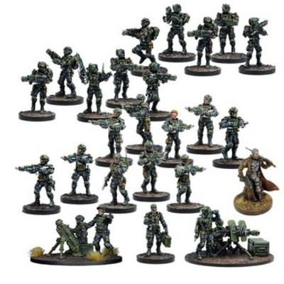 GCPS Faction Starter Set Miniatures Box Set
