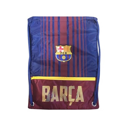 "FIFA FC Barcelona Officially Licensed 18"" Drawstring Bag"