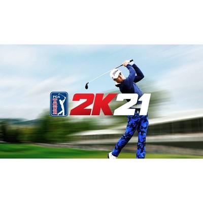 PGA Tour 2K21 - Nintendo Switch (Digital)