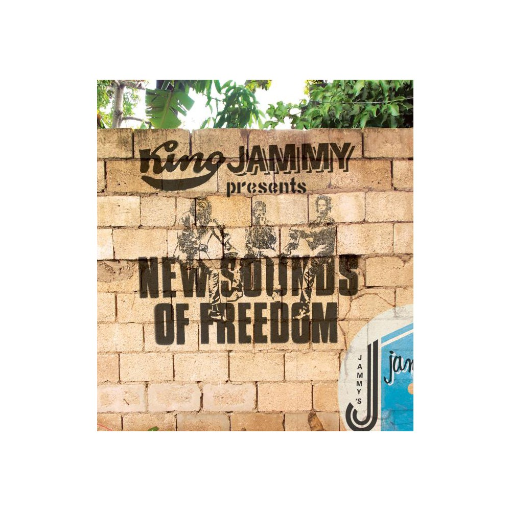 King Jammy - King Jammy Presents New Sounds Of Fre (CD)