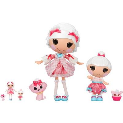 Lalaloopsy Sew Royal Princess Party - Suzette & Mimi La Sweet