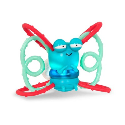 B. toys Light-Up Firefly Teether Glowy Chews - Firefly Frank
