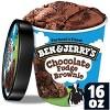 Ben & Jerry's Ice Cream Chocolate Fudge Brownie - 16oz - image 2 of 4