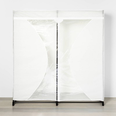 "60"" Wide White Storage Closet - Room Essentials™"