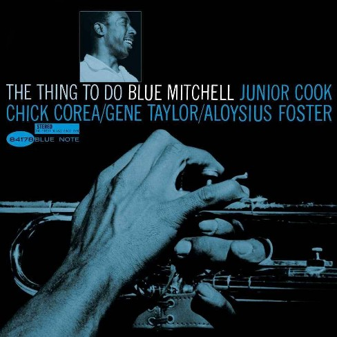 Blue Mitchell - Thing To Do (Vinyl) - image 1 of 1