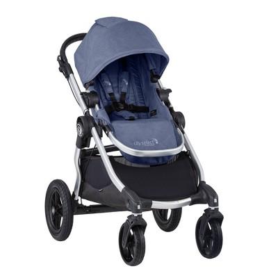 Baby Jogger City Select Single Stroller - Moonlight