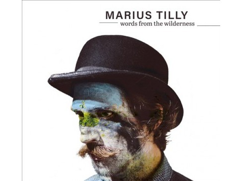 Marius Tilly - Words From The Wilderness (CD) - image 1 of 1