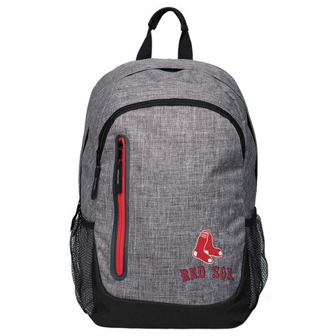 MLB Boston Red Sox Forever Collectibles - Heather Grey Bold Color Backpack - image 1 of 3