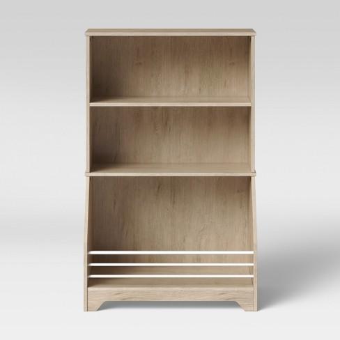 innovative design cf711 cf5ed Landry Kids Bookcase Natural/White - Pillowfort™