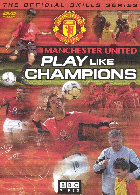 Manchester united:Play like champion (DVD) - image 1 of 1
