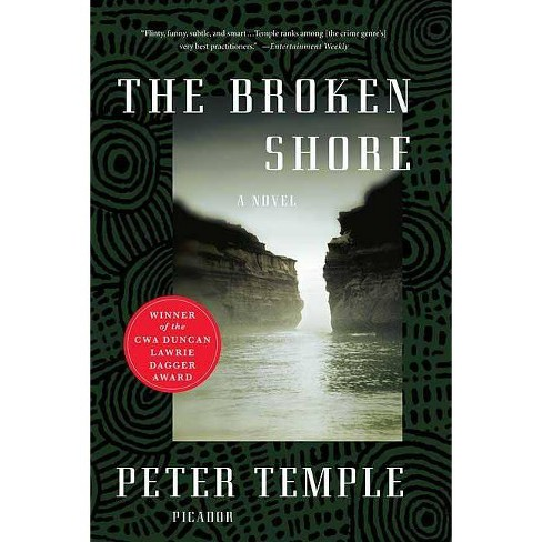 The Broken Shore - by  Peter Temple (Paperback) - image 1 of 1