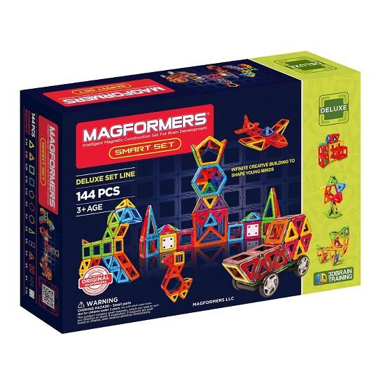 Magformers Smart Set, magnetic building sets image number null