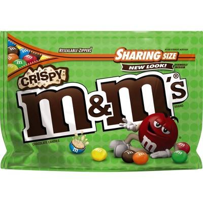 Chocolate Candies: M&M's Crispy