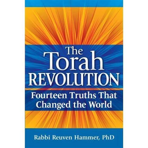 The Torah Revolution - by  Reuven Hammer (Hardcover) - image 1 of 1