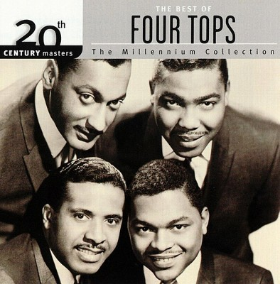 Four Tops - 20th Century Masters: The Millennium Collection: Best of the Four Tops (CD)