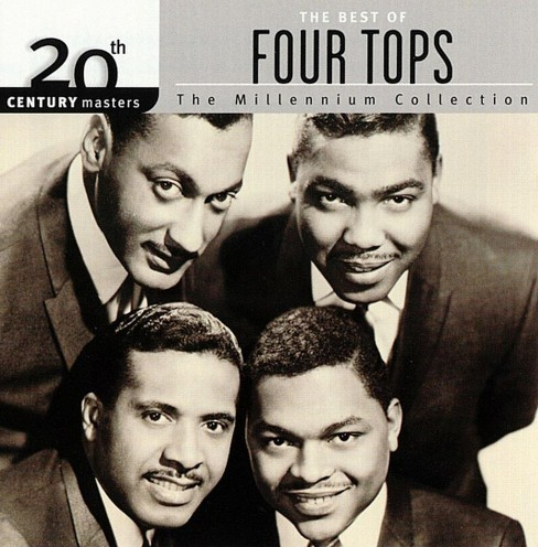 Four Tops - 20th Century Masters: The Millennium Collection: Best of the Four Tops (CD) - image 1 of 2