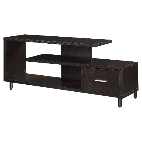 "Seal Ii 60"" TV Stand - Espresso - Convenience Concepts - image 1 of 3"