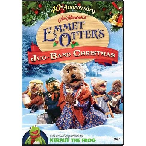 Emmet Otter Jug Band Christmas.Emmet Otter S Jug Band Christmas Dvd