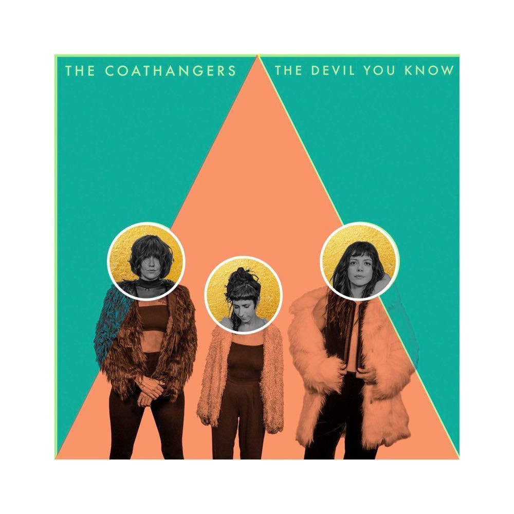 Coathangers Devil You Know Cd