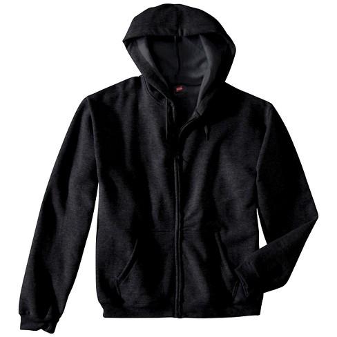 e87b1c63 Hanes® Premium Fleece Full Zip Hooded SweatShirt : Target
