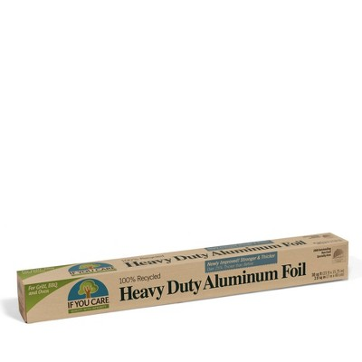 Aluminum Foil: If You Care Heavy Duty