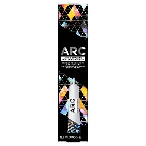 Arc After Brushing Teeth Whitening Booster For Surface Stains Target