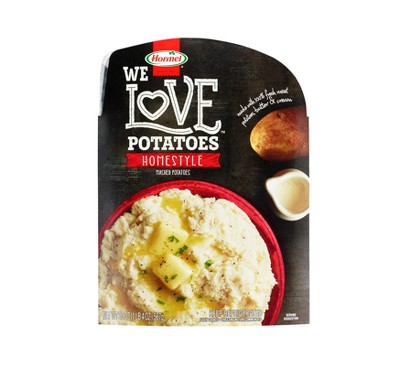 Hormel We Love Prepared Home-Style Mashed Potatoes - 20oz