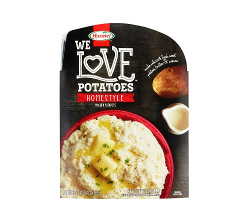 Hormel We Love Prepared Home-Style Mashed Potatoes - 20oz - image 1 of 3