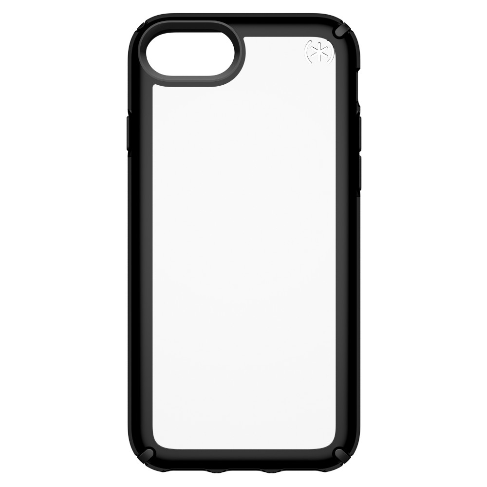 Speck Apple iPhone SE (2nd gen)/8/7/6s/6 Presidio Show Case - Clear/Black was $39.99 now $19.99 (50.0% off)