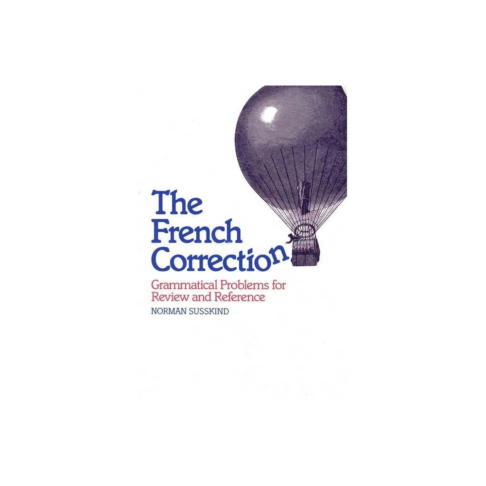 The French Correction Yale Language By Norman Susskind Paperback