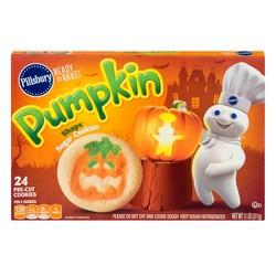 Pillsbury Ready To Bake Elf Shape Sugar Cookies 24ct 11oz Target