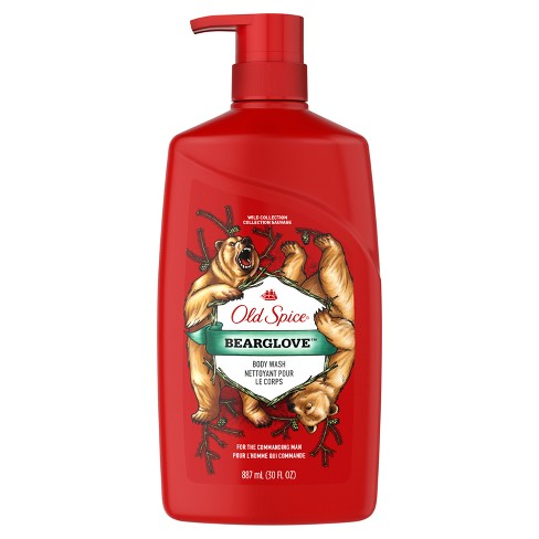 Old Spice Wild Collection Bearglove Body Wash Pump - 30 fl oz - image 1 of 2