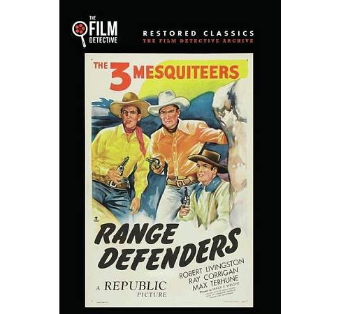 Range Defenders (DVD) - image 1 of 1