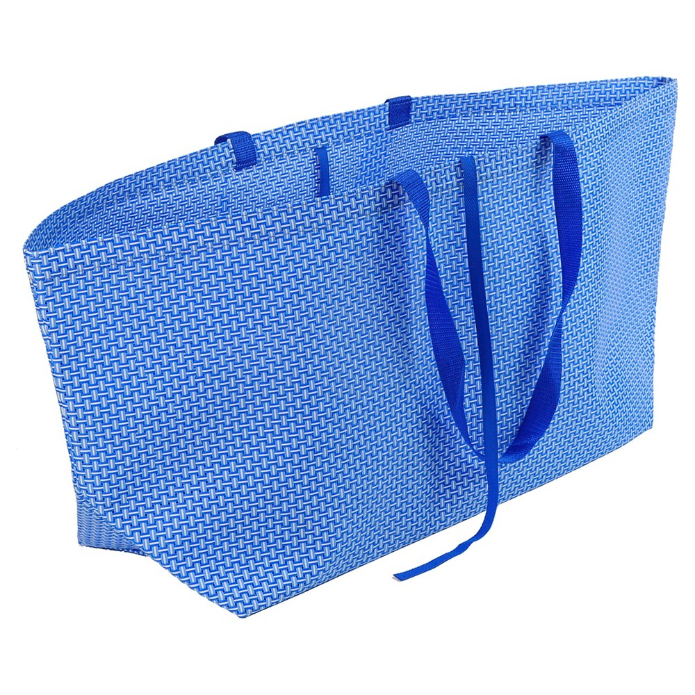 XL Storage Tote - Blue, Sneaky Blue Opaque