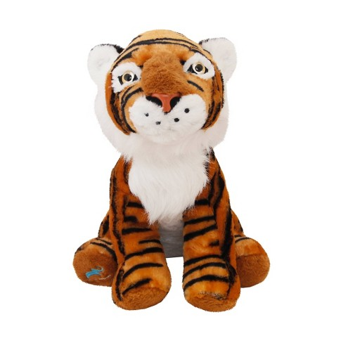 Animal Planet Sitting Tiger Plush - image 1 of 4