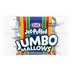 Kraft Jet-Puffed Jumbo Mallows Extra Large Marshmallows - 24oz