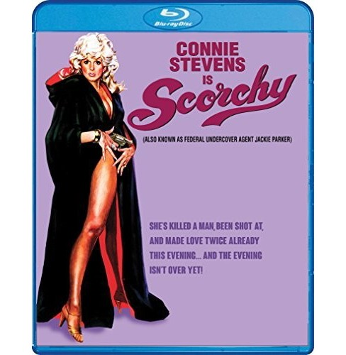 Scorchy (Blu-ray) - image 1 of 1